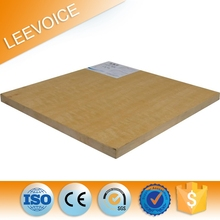 2017 Carved pattern acoustic panel perforated board