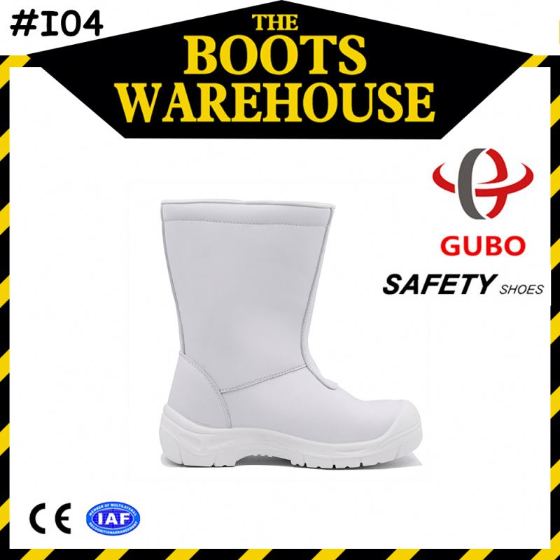 Professional Chef Cemented electrical resistance industrial safety boots O1