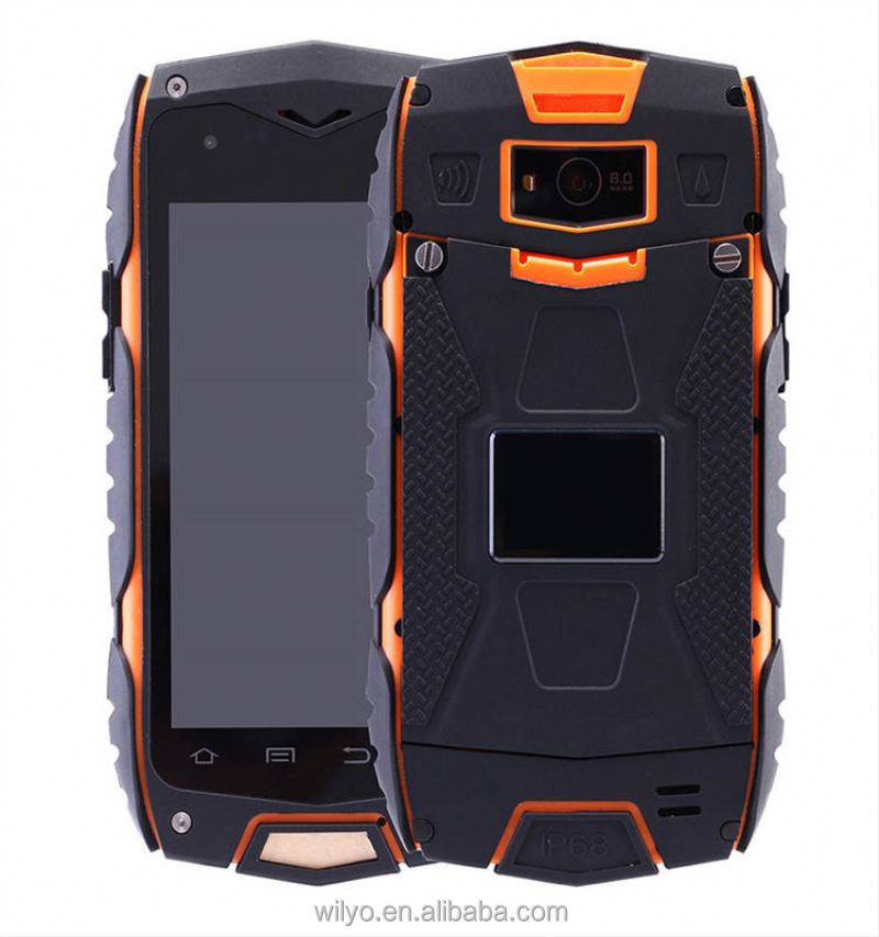 Quad Core Ultra rugged 4inch IPS 3G IP68 cell phones smartphones clone phones for sale