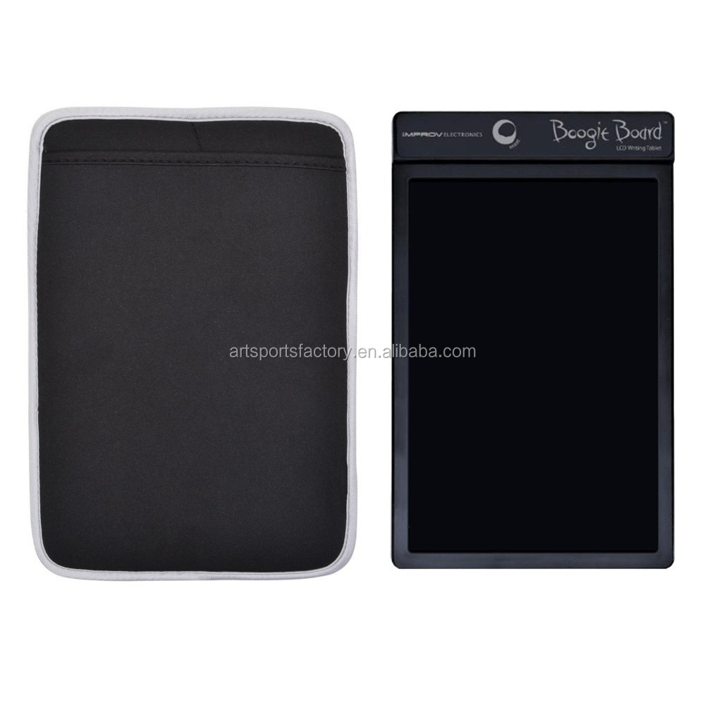 factory price 8.5inch neoprene tablet sleeve carrying case