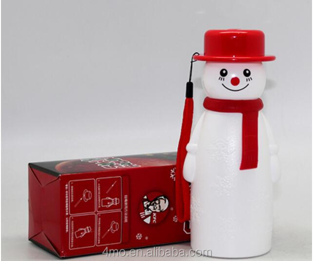 Promotional Water Bottles Drinkware Type and FDA,SGS Certification for christmas gift