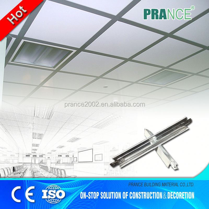 Galvanized Variable ceiling rail system