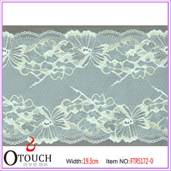 New Arrival for Garment Spandex Lace
