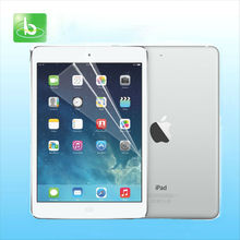 New arrival high quality PET material for ipad mini 2 screen protector