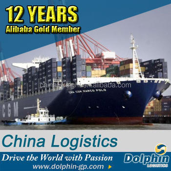 Competitive china shipping forwarder to the usa freight cost