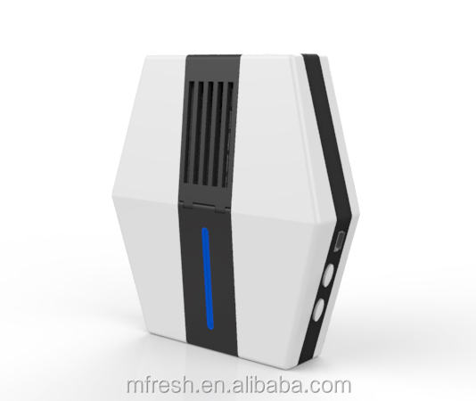 Mfresh (<strong>U100</strong>) portable usb anion air purifier