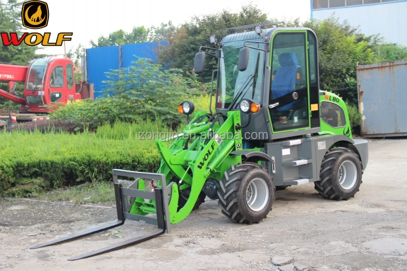 Chinese new condition rc wheel loader ZL08 for sale