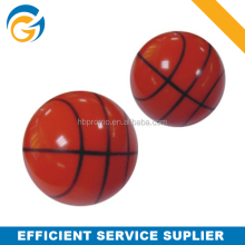Promotion Gift Large Rubber Basketball Bouncy Ball