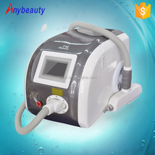 Anybeauty q switch nd yag laser for pigment removal