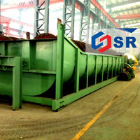 FC15 spiral classifier,sand classifier,mineral processing spiral classifier