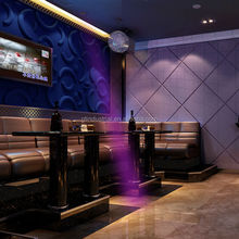 new fashion trend and romantic 3d wallpaper for kitchen washable, for KTV, for bedrooms
