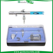 Getbetterlife CE Dual Action Easy Use Makeup 20CC Glass Jar gun <strong>Airbrush</strong>