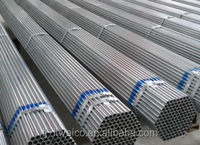 2016 china cheap gi round pipe/weight of gi square pipe/gi pipe thickness for class c