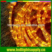 led neon rope lighting flexbile strips outdoors christmas decorations for party