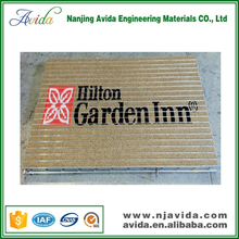 Commercial Aluminum Logo Entrance Mats for Office Front Door