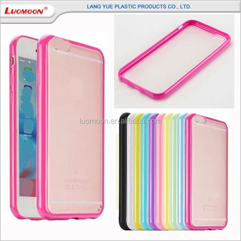 frosted tpu pc mobile phone case cover for iphone 4 5 c se s