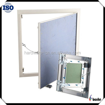 Touch lock access panel with gypsum board custom made in China