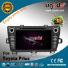 ugode 8 inch left driving 2009- 2013 for Toyota Prius car radio with GPS DVD player