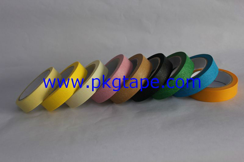 Masking tape, general usage & car usage both avaiable