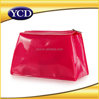 Plastic Transparent PVC Cosmetic Bags With Zipper