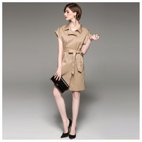 Ladies European Office Work Wear Coat