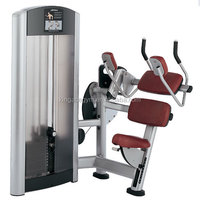 Kingace Fitness Equipment Seated Abdominal Muscle