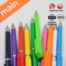 wholesale custom yellow pen and other color pen