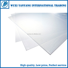 High quality low cost factory direct sales 1mm acrylic plastic sheet