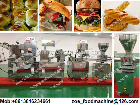 KH-280 bread/pastry/hamburger Manufacturing equipment