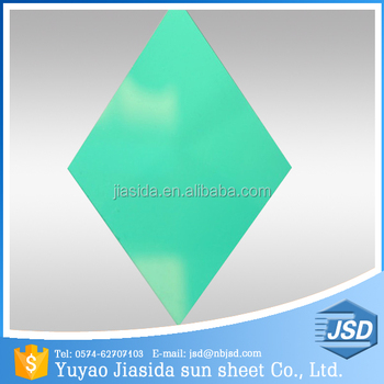 JIASIDA solid colored polycarbonate sheet,colored polycarbonate solid sheet,colored polycarbonate sheet