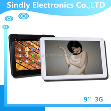 Factory wholesale bulk sell 9'' google android tablet pc manual