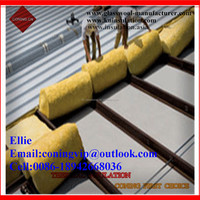 Fiberglass blanket/glass wool roll for COMMERCIAL/RESIDENTIAL ROOF and Ceiling INSULATION