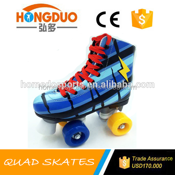 Fashion double row roller skate soy luna