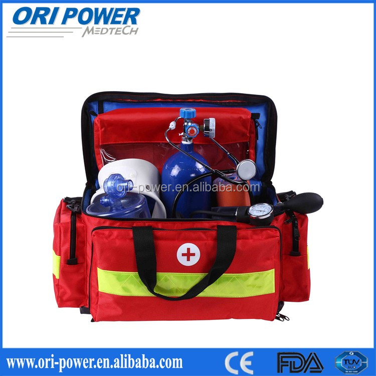 OP manufacture FDA CE ISO approved emergency big minor surgery first aid kit