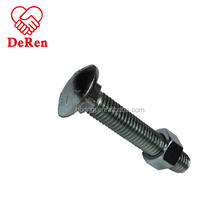 Factory Price with High Quality H.D.G/Black Carriage Bolt