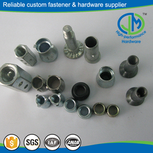 quick open clinching fastener custom nut with good process