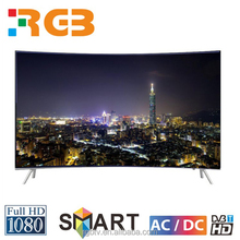 High quality multifunction OEM BRAND 32 inch smart curved TV