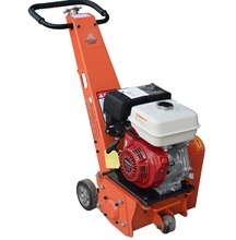 Concrete and screed milling machine road scarifying machine