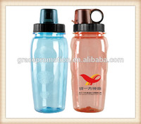 BPA free tritan plastic water bottle newest design pc water bottle scrap