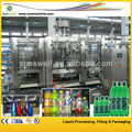 glass bottle filler crowner