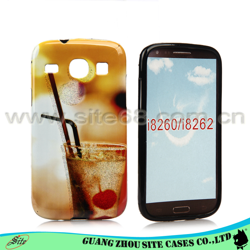 China factory directly provides customized OEM case for samsung galaxy core i8260 i8262
