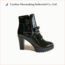 Wholesale Italian winter women work shoes boots women