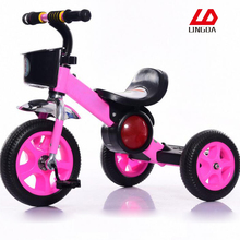 Cars Toy Baby Bicycle Three Wheeled Baby Tricycle Bike Made In China