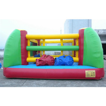 Good price inflatable big boxing arena for outdoor sport games