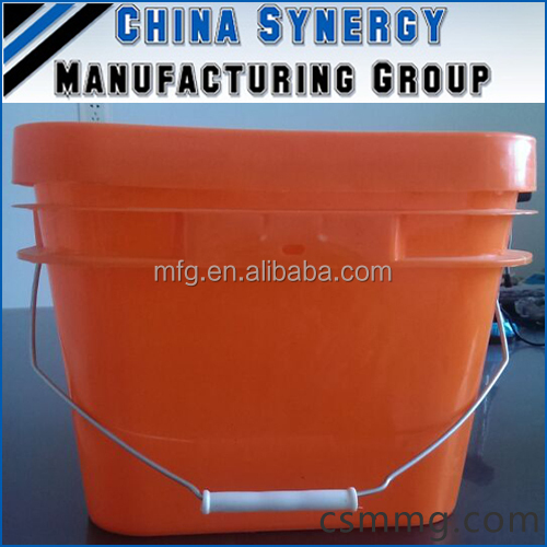 10L <strong>plastic</strong> bucket with lid new PP <strong>material</strong> 300g/<strong>plastic</strong> injection part
