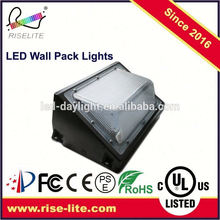 100W LED Wall Pack Tunnel Light DLC UL ETL Approved and,surface mount outdoor LED wallpack