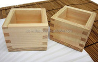 unfinished wooden storage box wooden keepsake box wooden square box