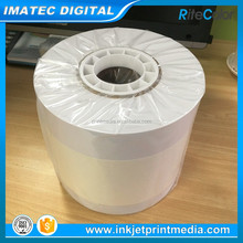 "6"" Waterproof White RC Satin Inkjet Dry Lab Fuji Photo Paper for MiniLab Digital Printing 260gsm"