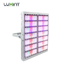 hydroponic supplies high lumens output led grow light 1000W led grow light set indoor growing led lamp reflector