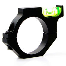 Tactical 30mm Ring Bubble Level For Tube Scope Laser Sight Rifle Gun